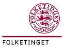 Folketinget live