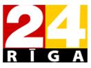 Riga TV 24 live