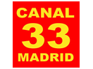 Canal 33 Madrid live