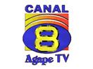 Agape TV Canal 8 live