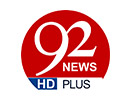 Watch 92 News live
